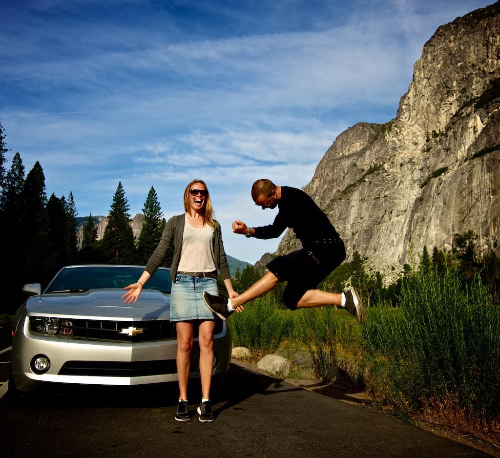 Yosemite Nationalpark 14