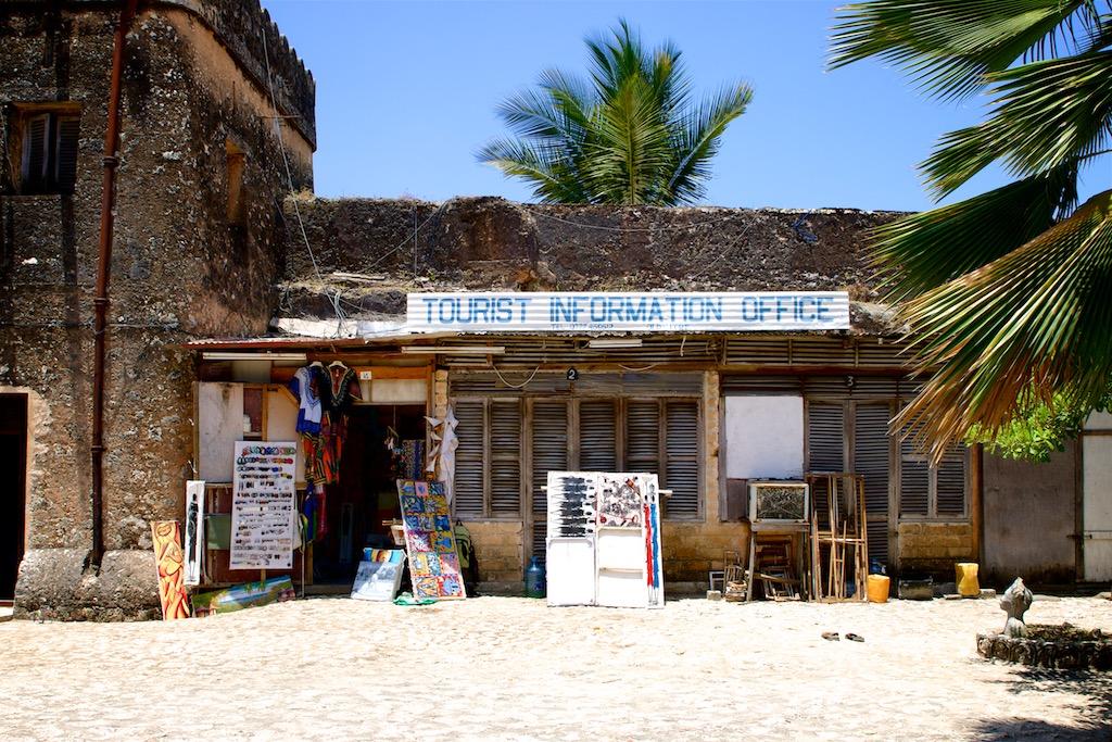 Turistbureau Stone Town