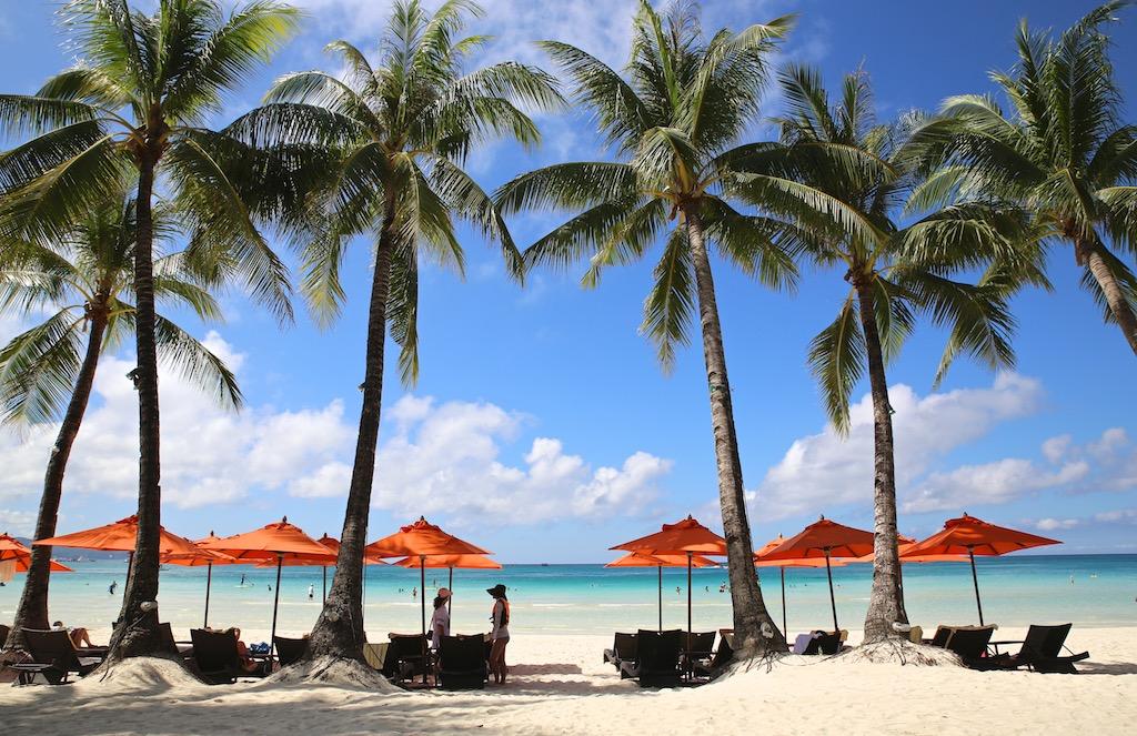 Rejseblog Boracay
