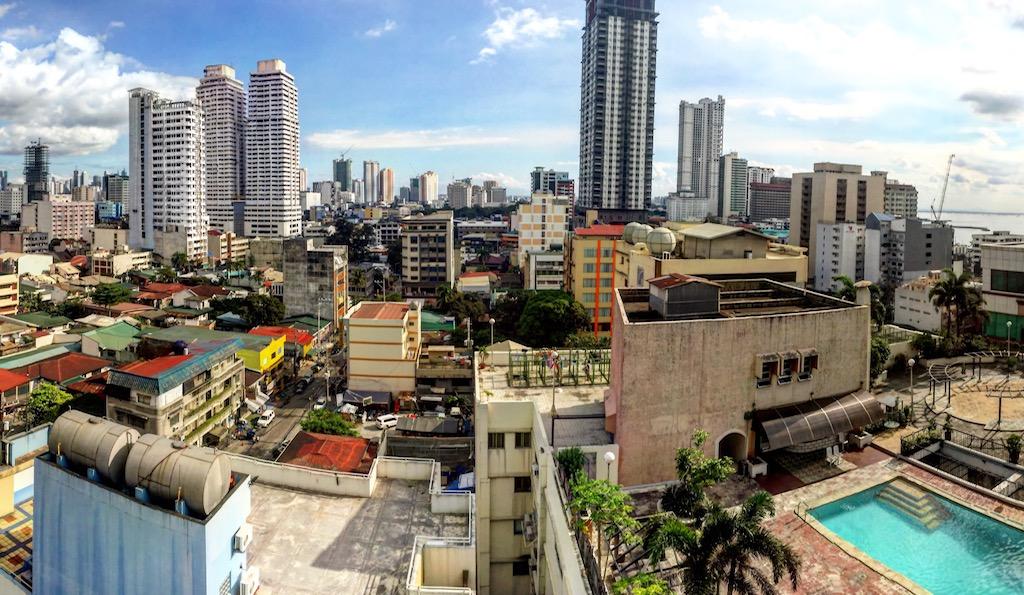 Rejseblog Manila