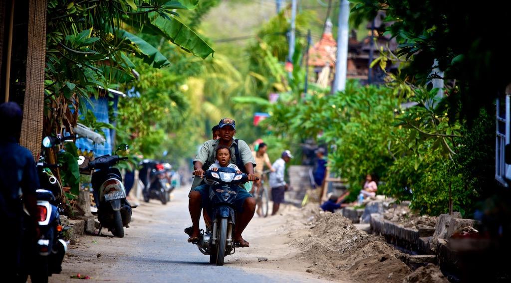 Rejseguide Nusa Lembongan