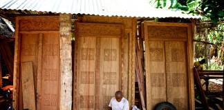 Dørsnedker Zanzibar