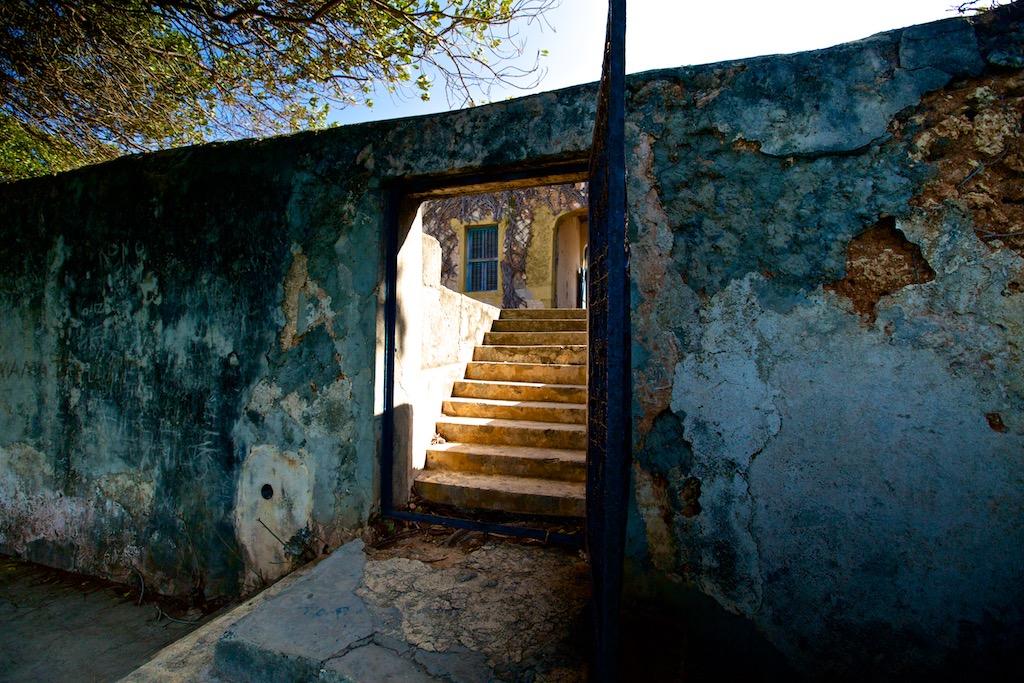 Fængselsøen Zanzibar