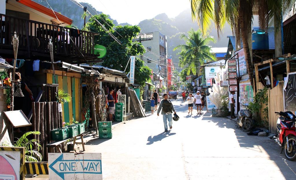 El Nido by på Palawan_Filippinerne