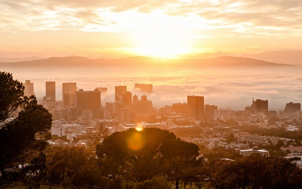 """Billedet er lånt af """"Stobers Tours"""", Cape Town"""