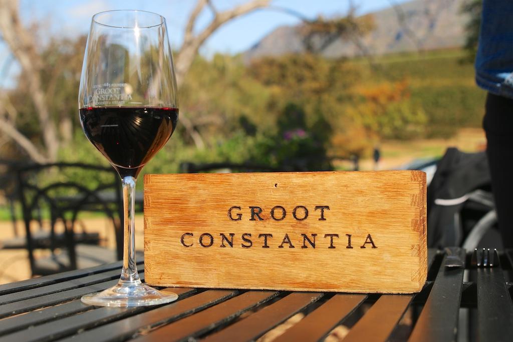 Groot Constantia i Cape Town