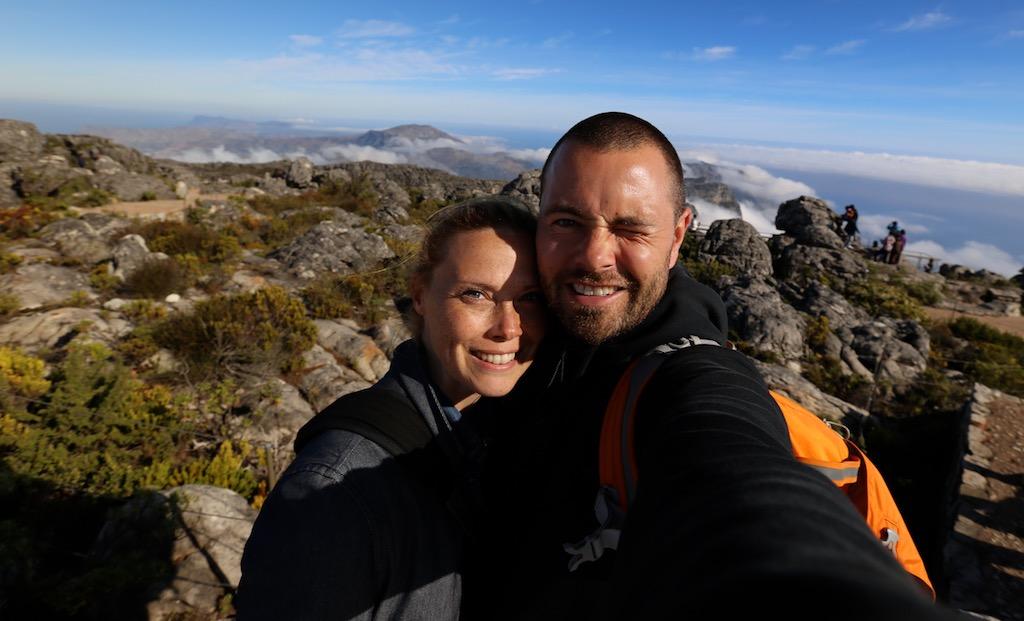 Rejsebloggere i Sydafrika