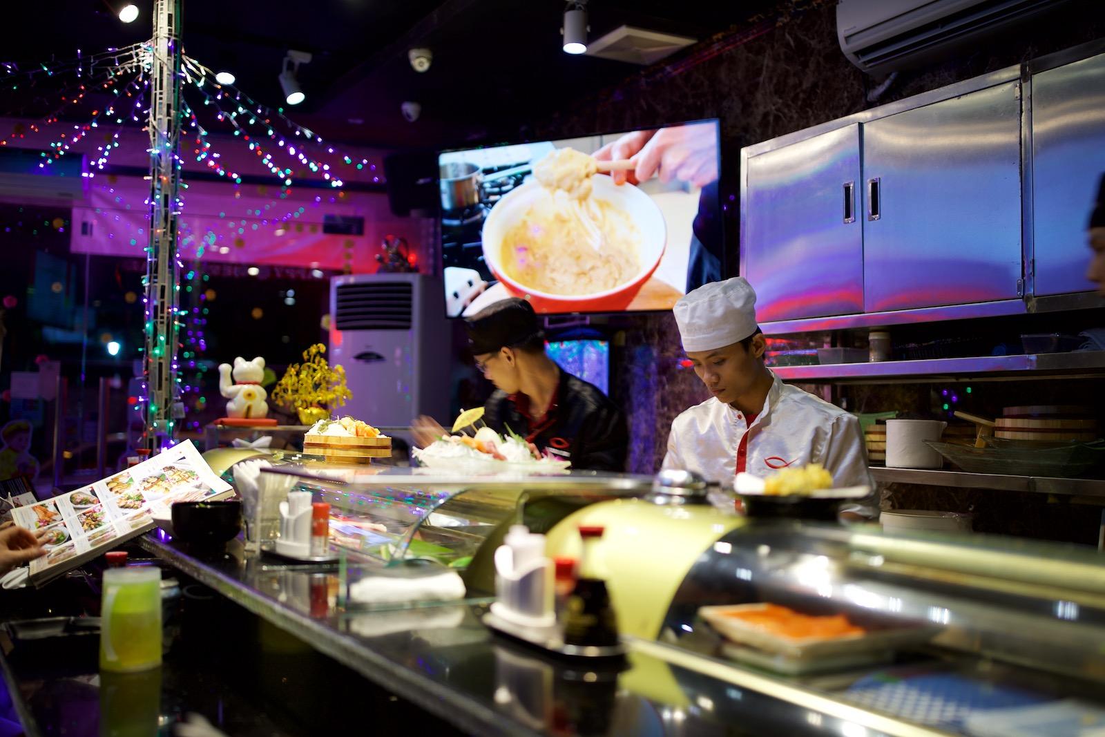 Ichiba Sushi_Ho Chi Minh City