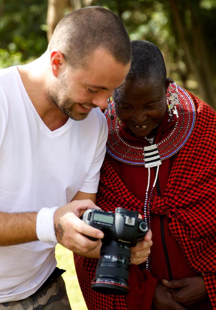 Masai i Tanzania