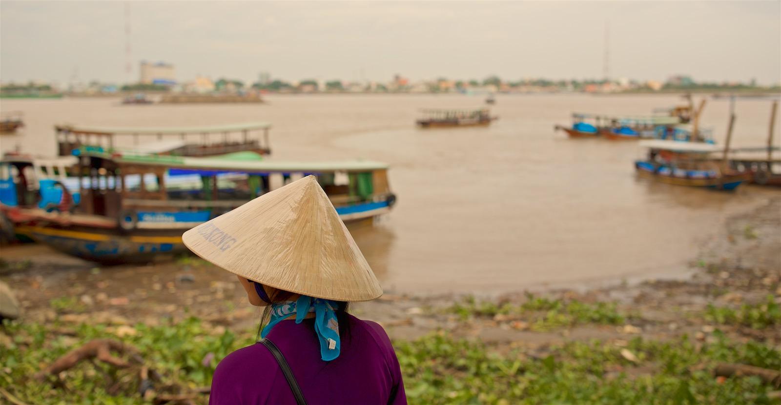 Rejseblog: My Tho - porten til Mekongfloden - Mette & Martin Rejser