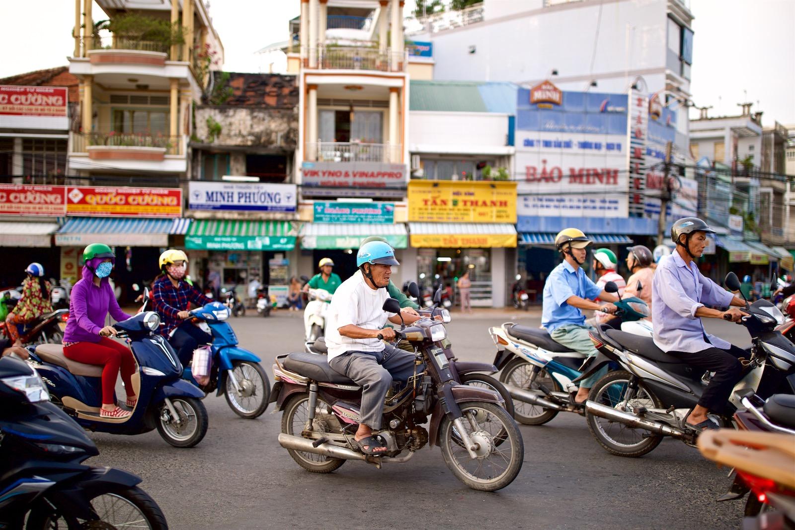 My Tho Vietnam