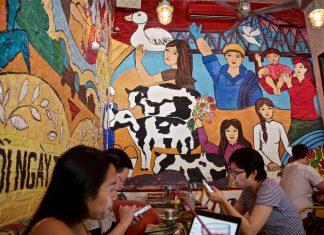 Propaganda_Restaurant i Ho Chi Minh City