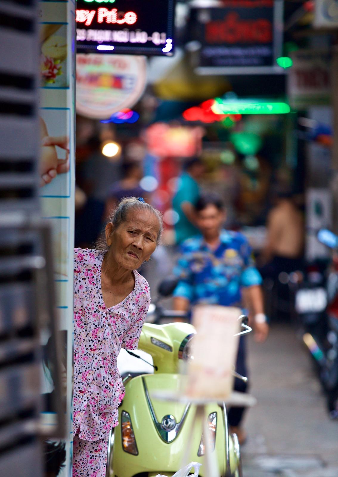 Rejseblog Ho Chi Minh City