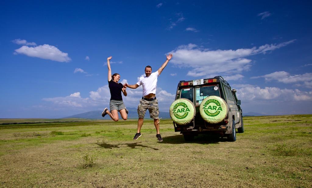 Rejseguide til Sydafrika og Tanzania