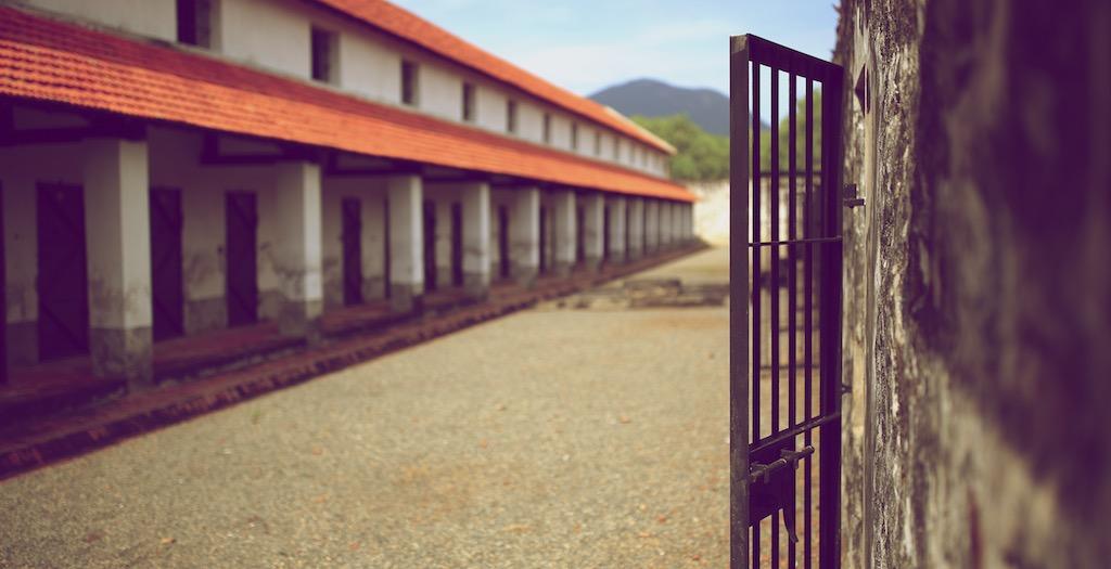 Con Son_fængsel