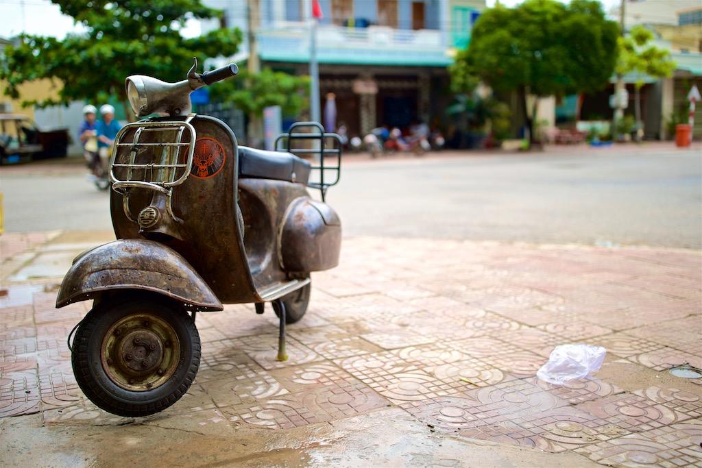 Con Son_motorcykel