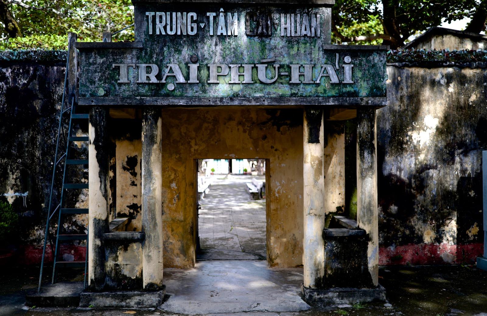 Trai Phu Hai_fængsel Con Dao