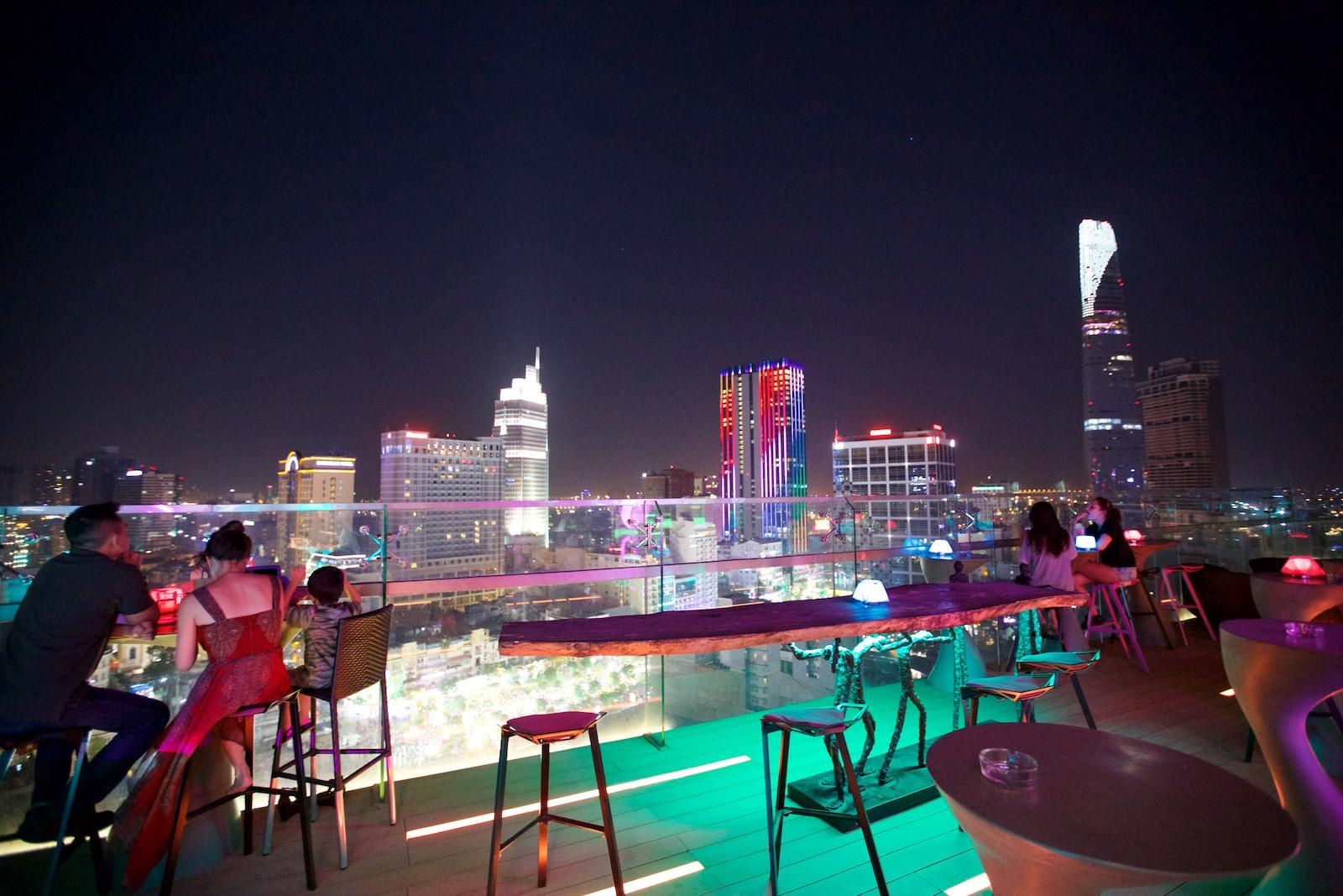 Bedste hotel i Ho Chi Minh City