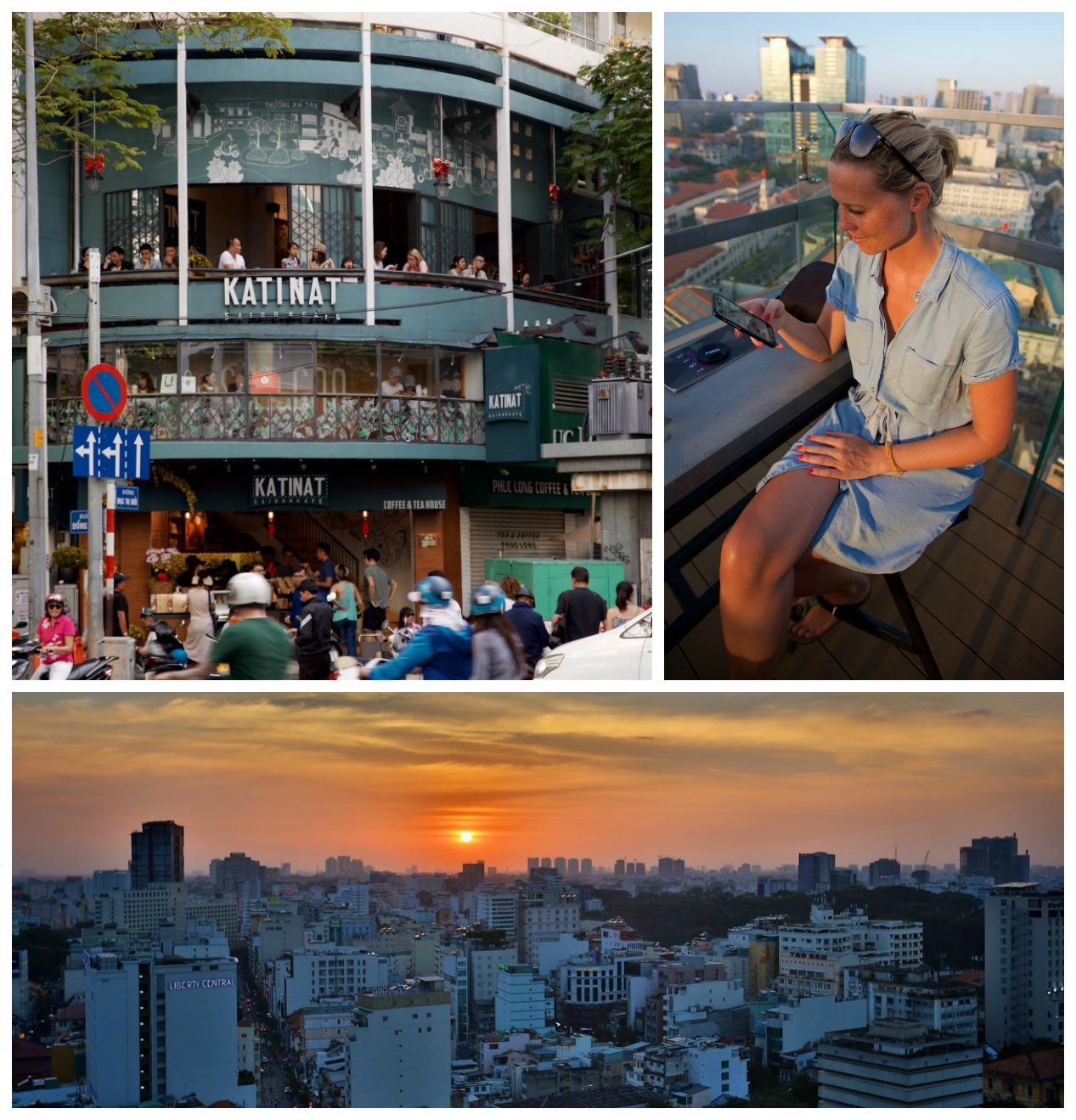 Bedste sted at bo i Ho Chi Minh City