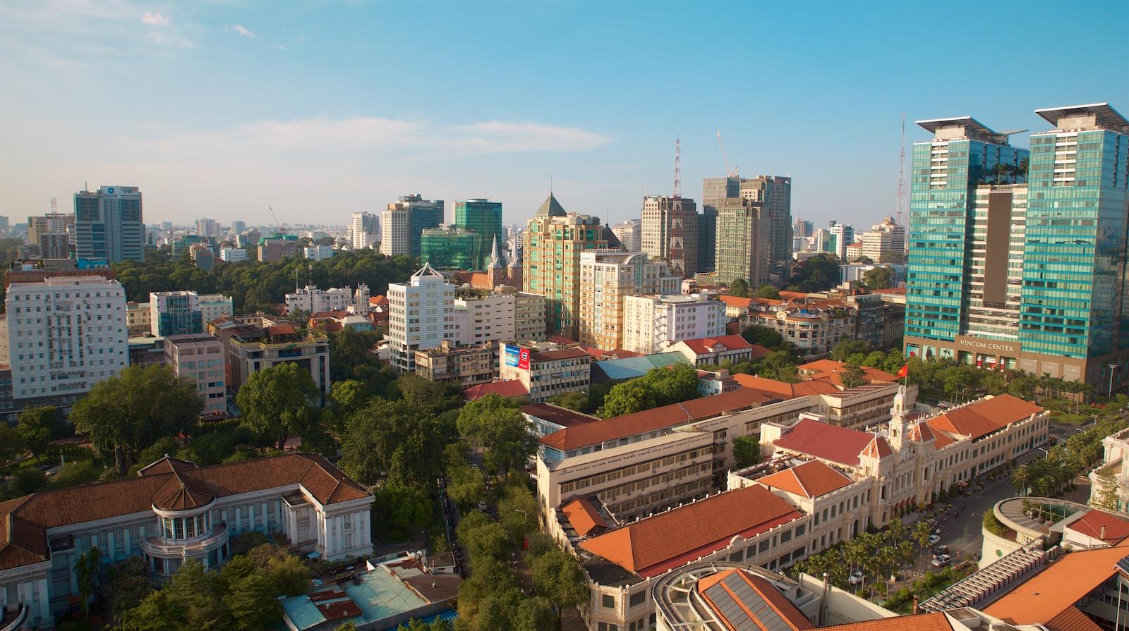 Hotel i Ho Chi Minh City