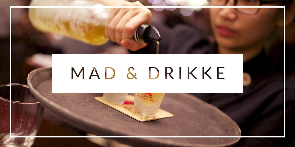 Mad-Drikke