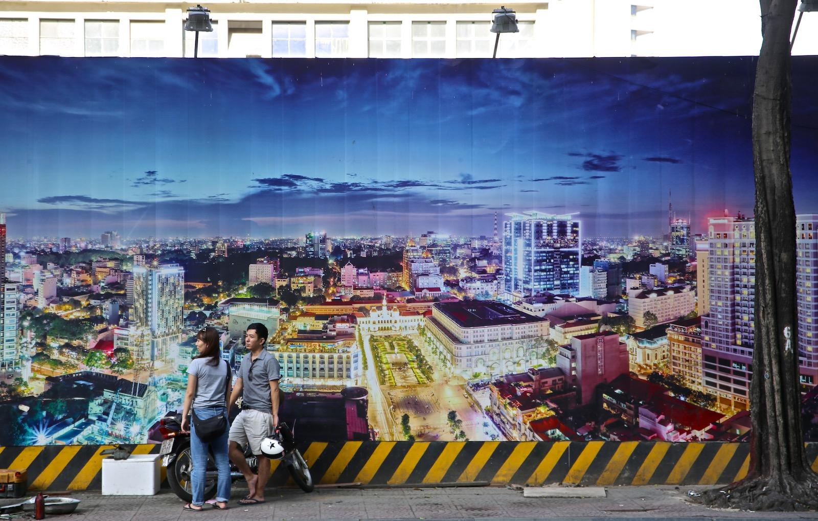 Rejseguide Ho Chi Minh City