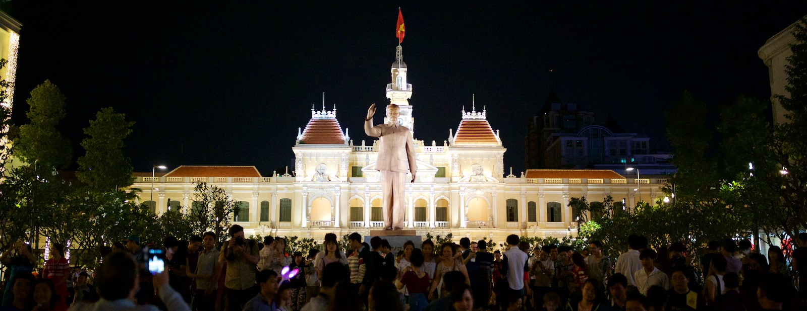 Rejseguide Saigon