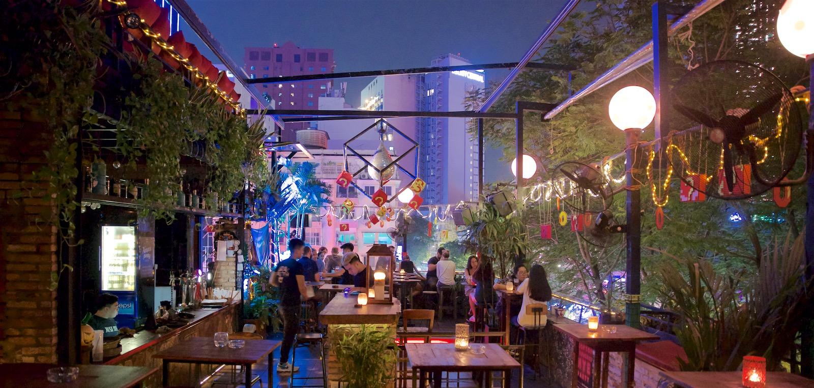 Rejseguide_Bedste bar i Ho Chi Minh City