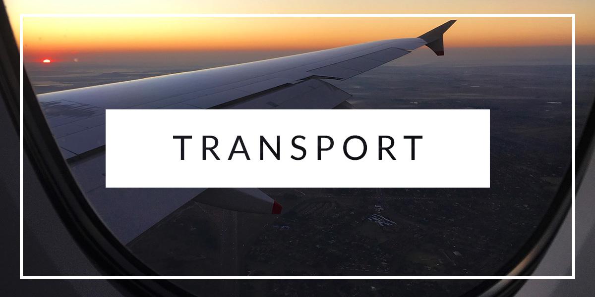 Rejse transport