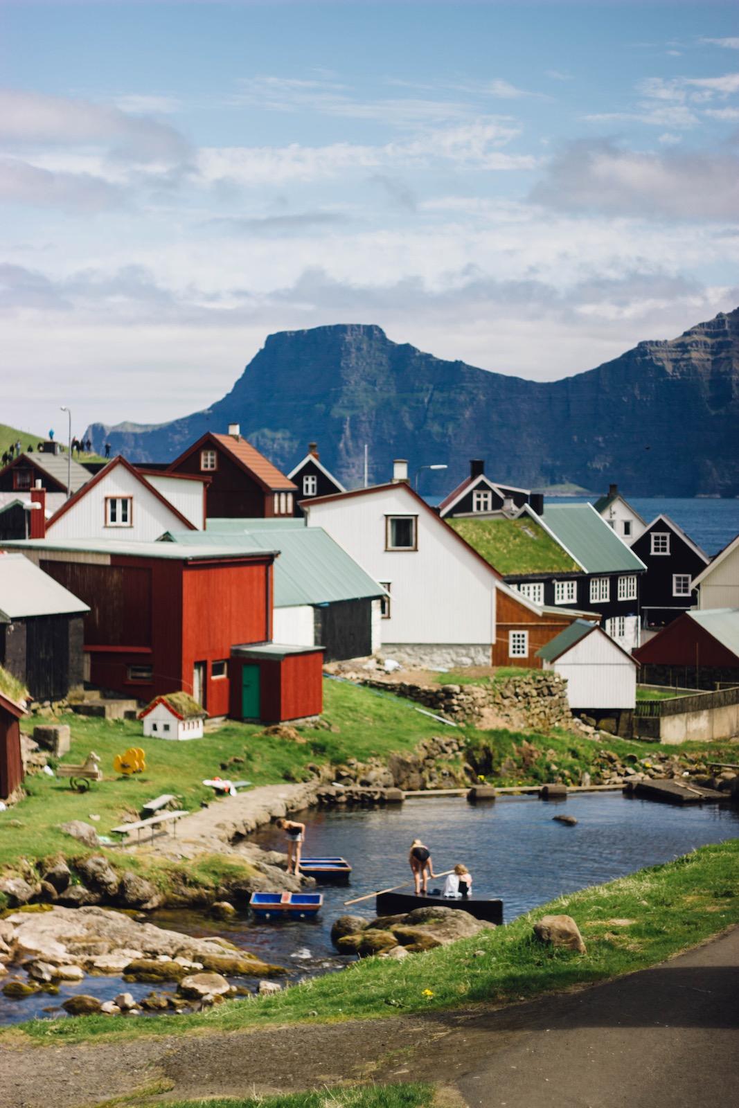 DepartDeux / Færøerne