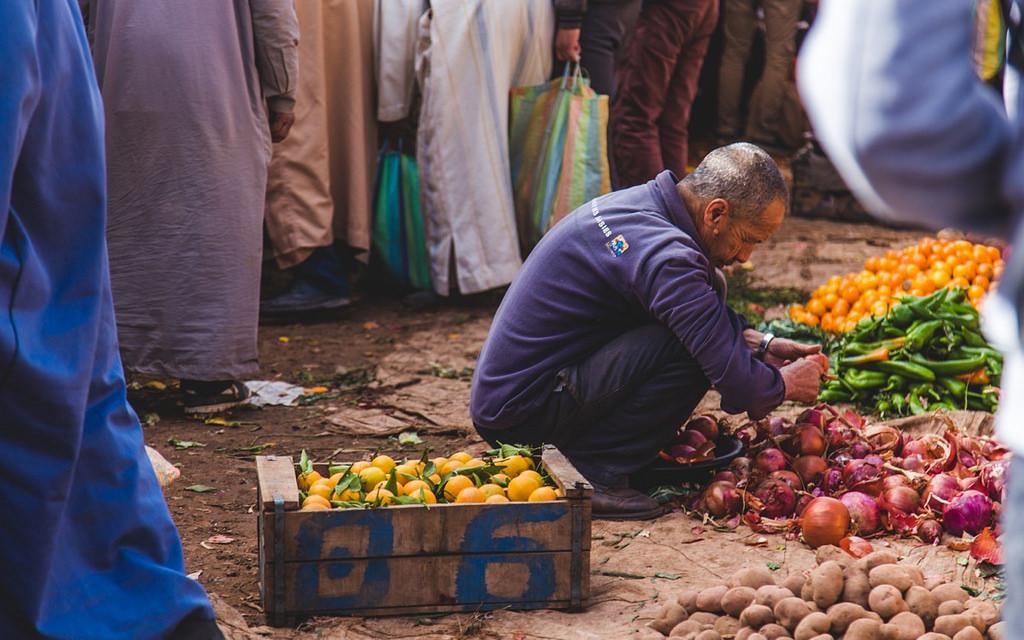 Marokko / Afterglobe