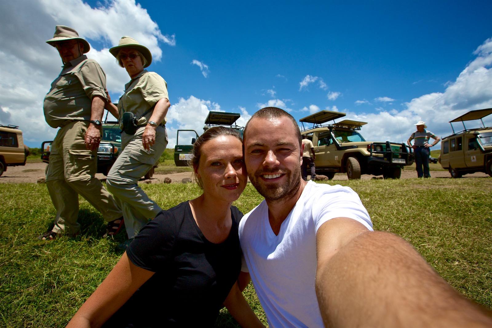 Guide til safari