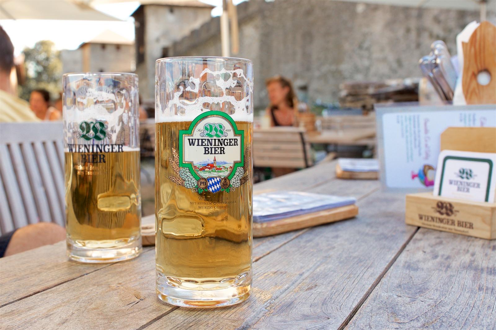 Bedste ølhave i Salzburg