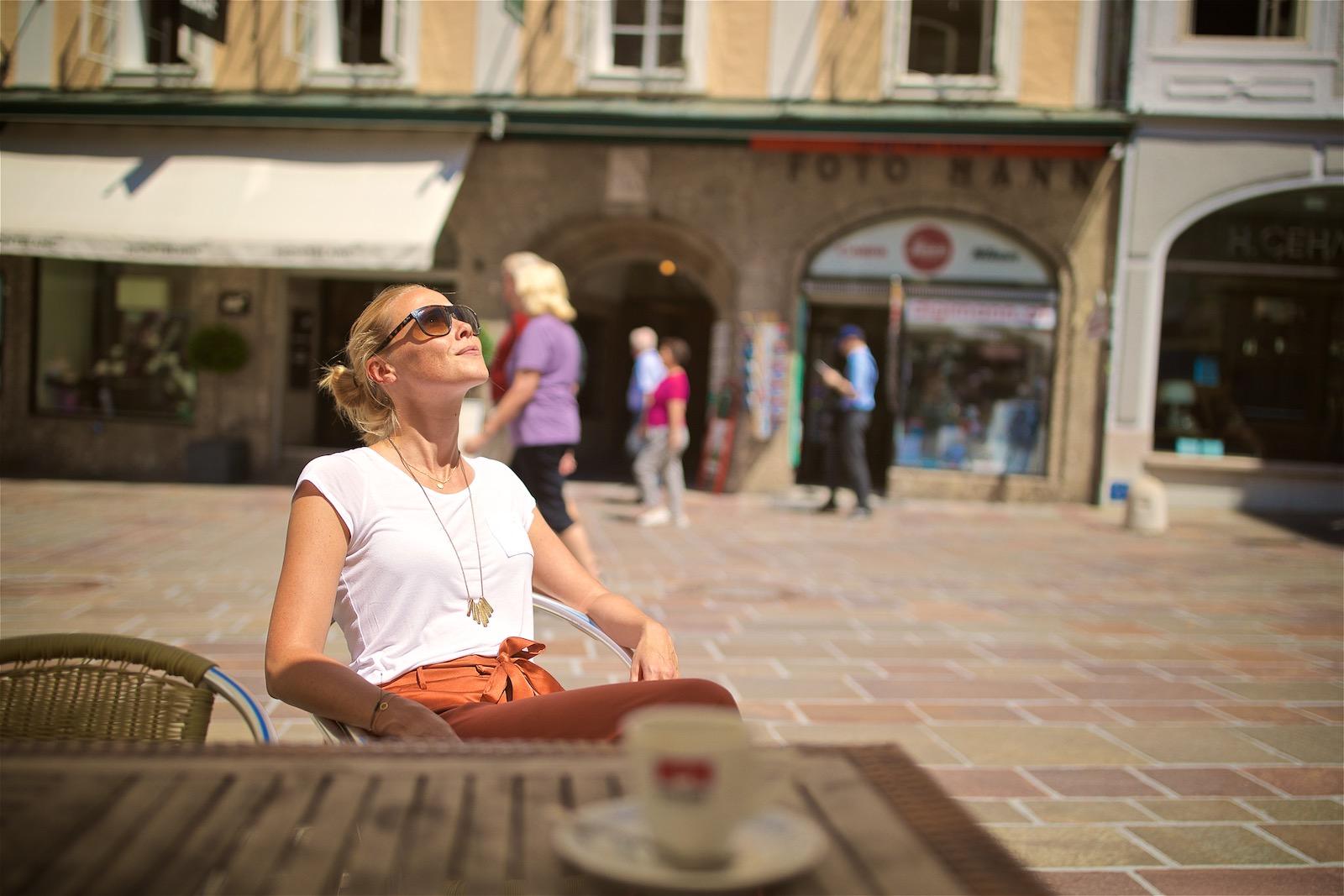 Oplevelser i Salzburg
