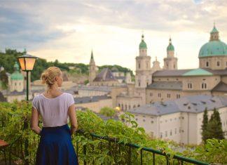 Stigelkeller ølhave i Salzburg