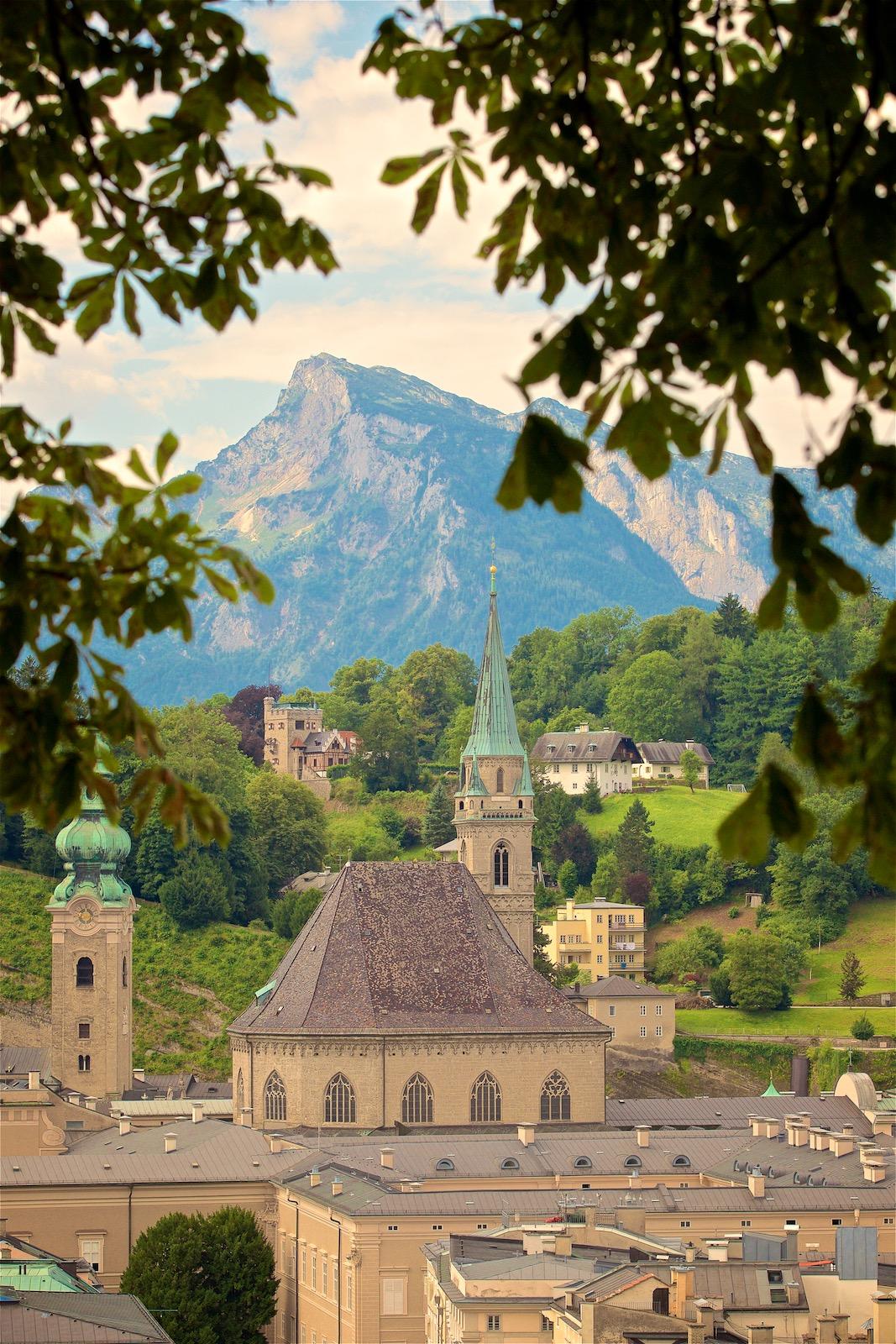 Salzburg rejseguide