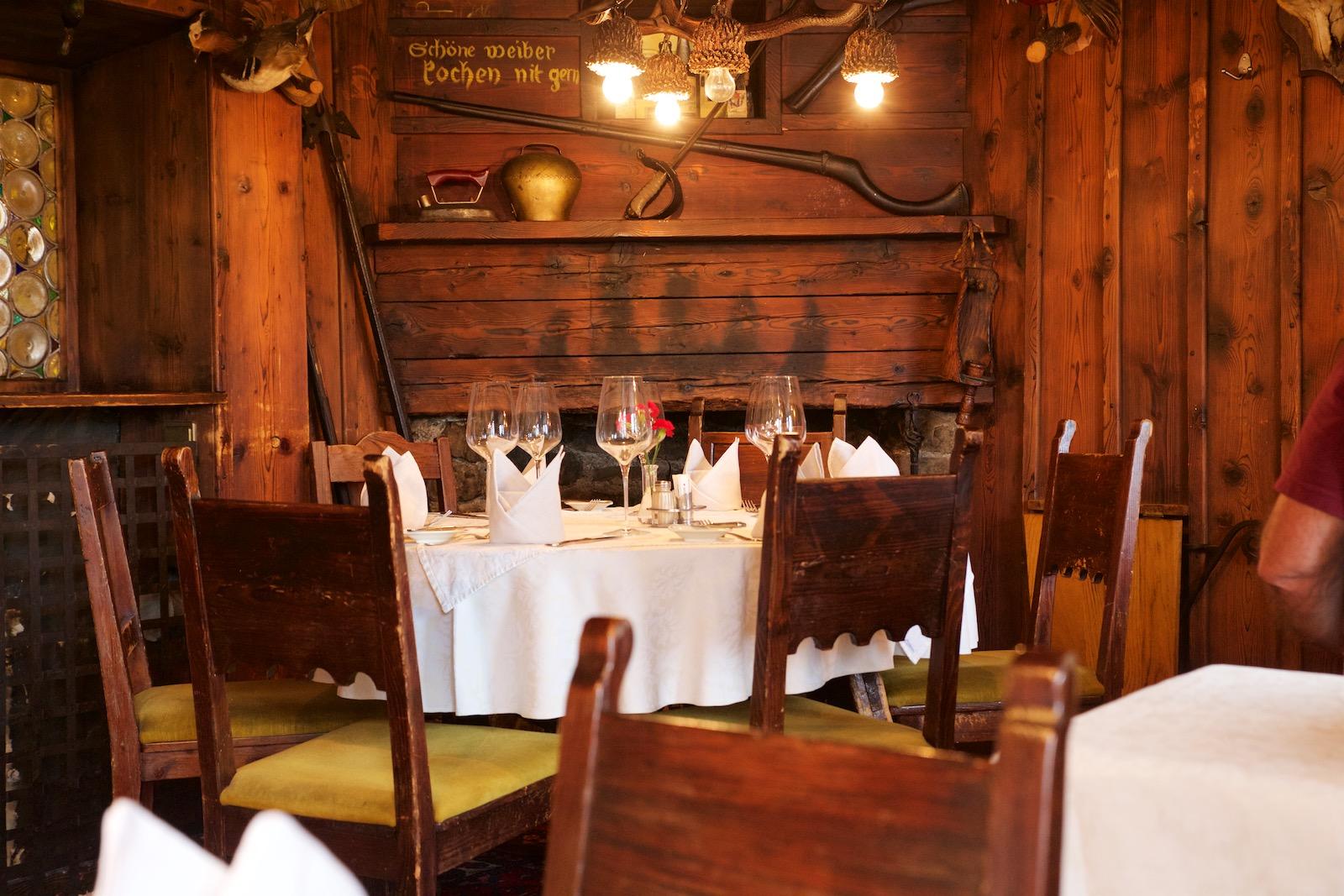 Salzburg restaurant