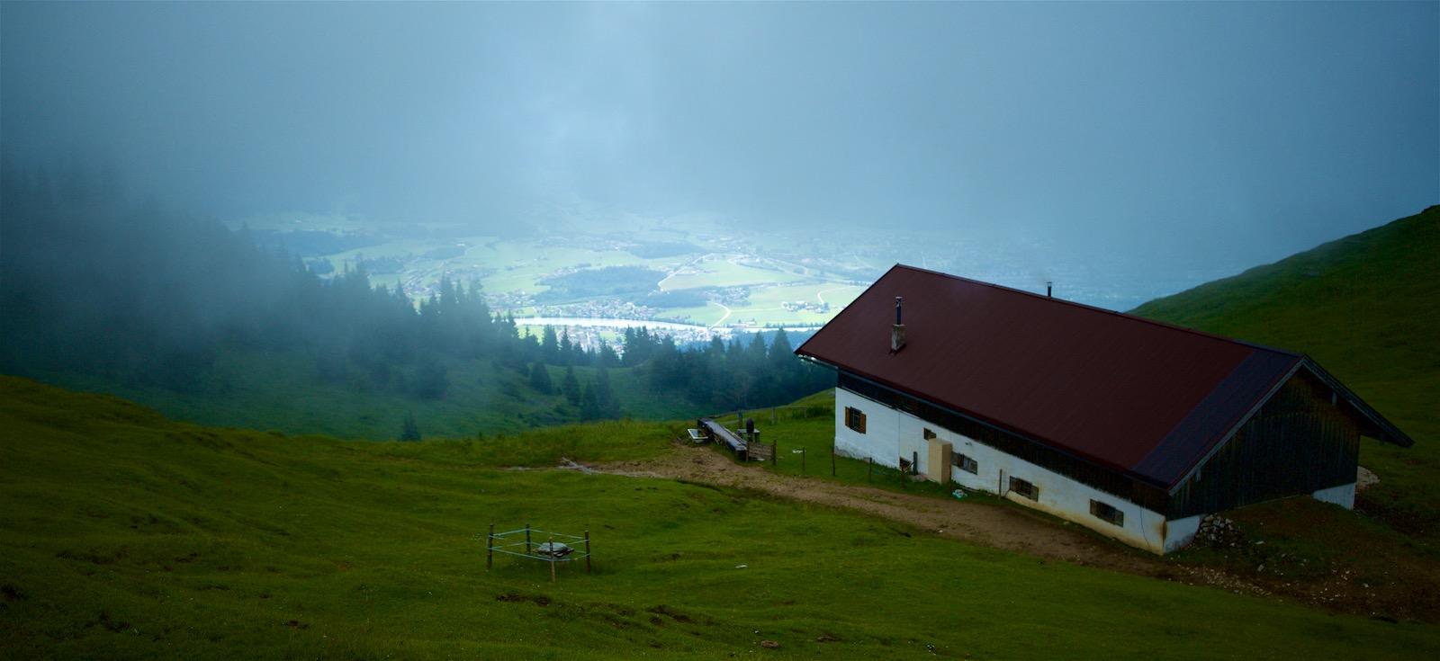 Vandretur i Alperne