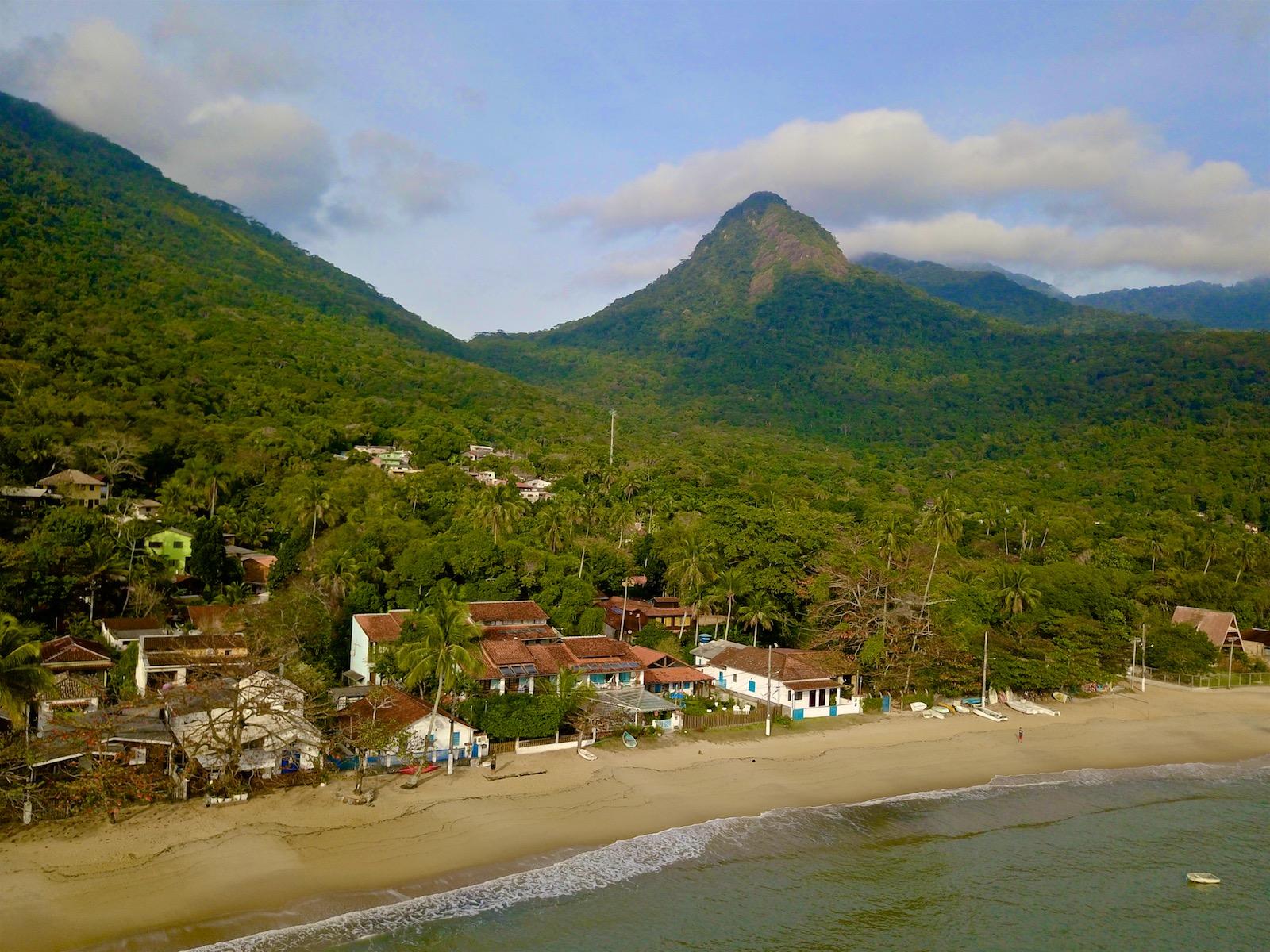 Rejseblog om Ilha Grande