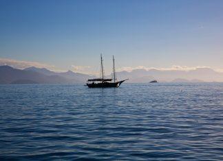 Udsigten fra Ilha Grande