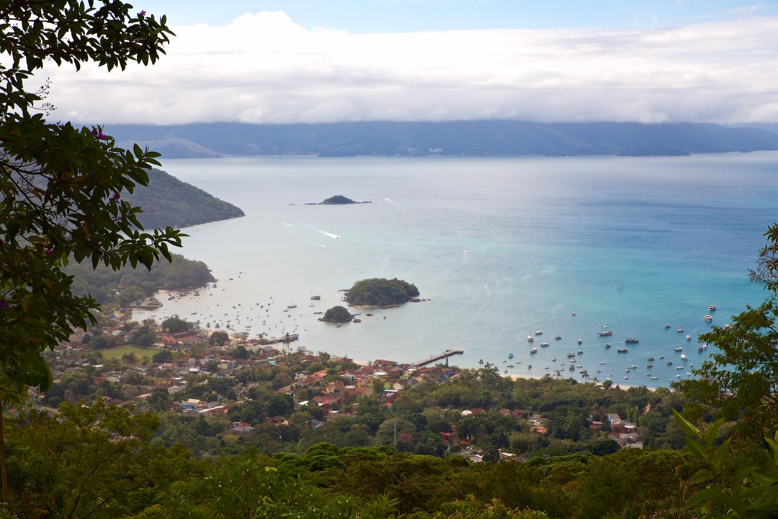 Ilha Grande i Brasilien