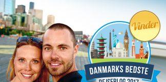 Danmarks bedste rejseblog 2017