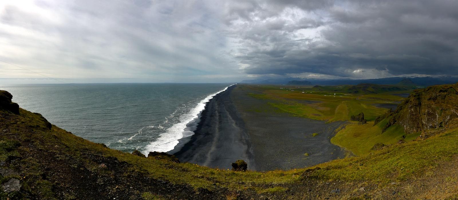 Rejseblog Island