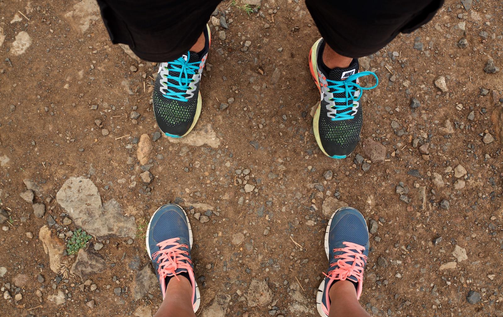 Ækvator i Kenya