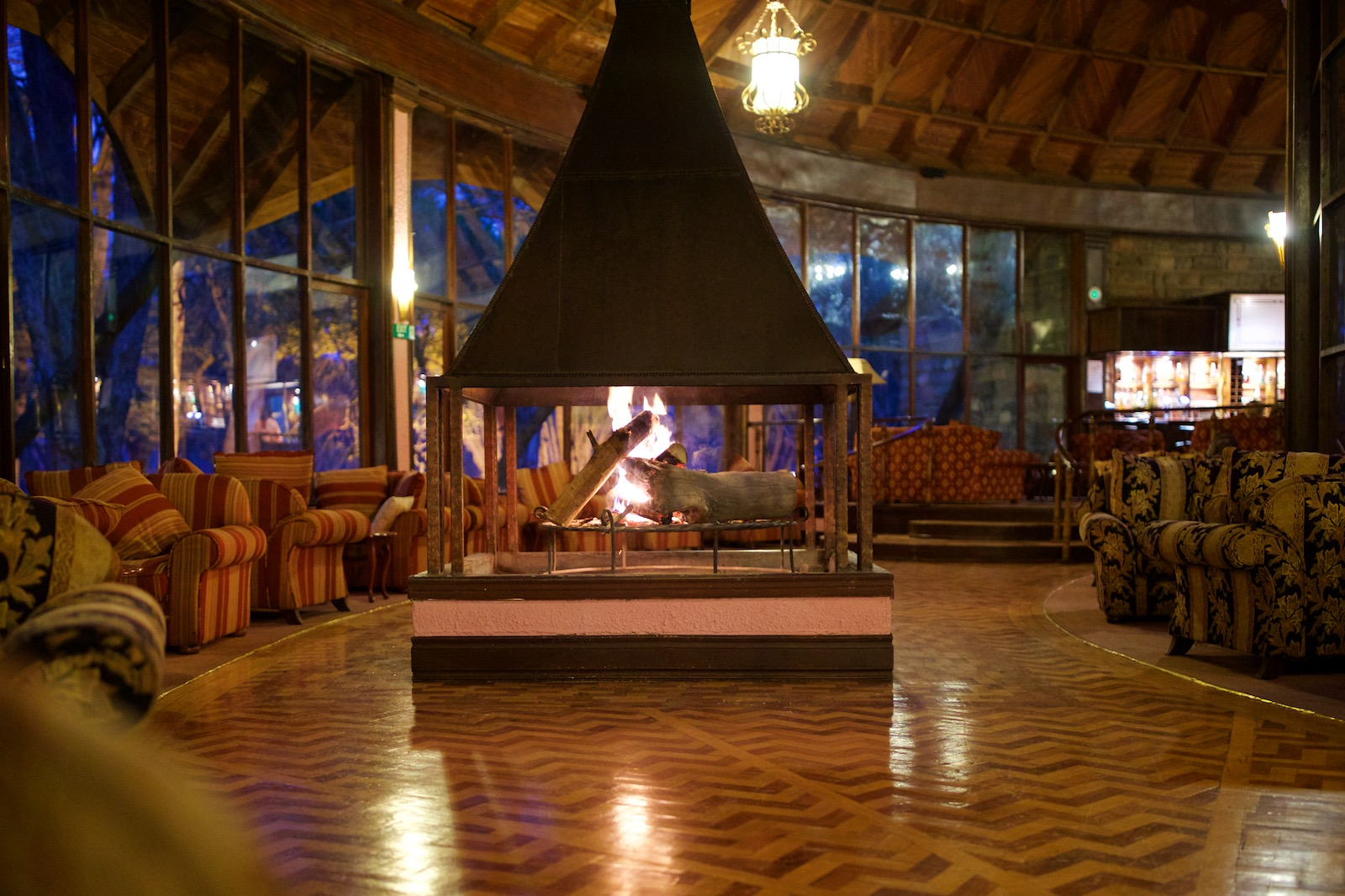Lake Naivasha Lodge