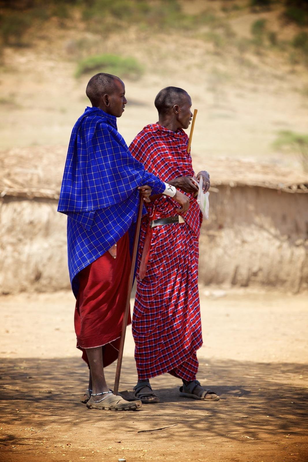 Masai nomadefolk