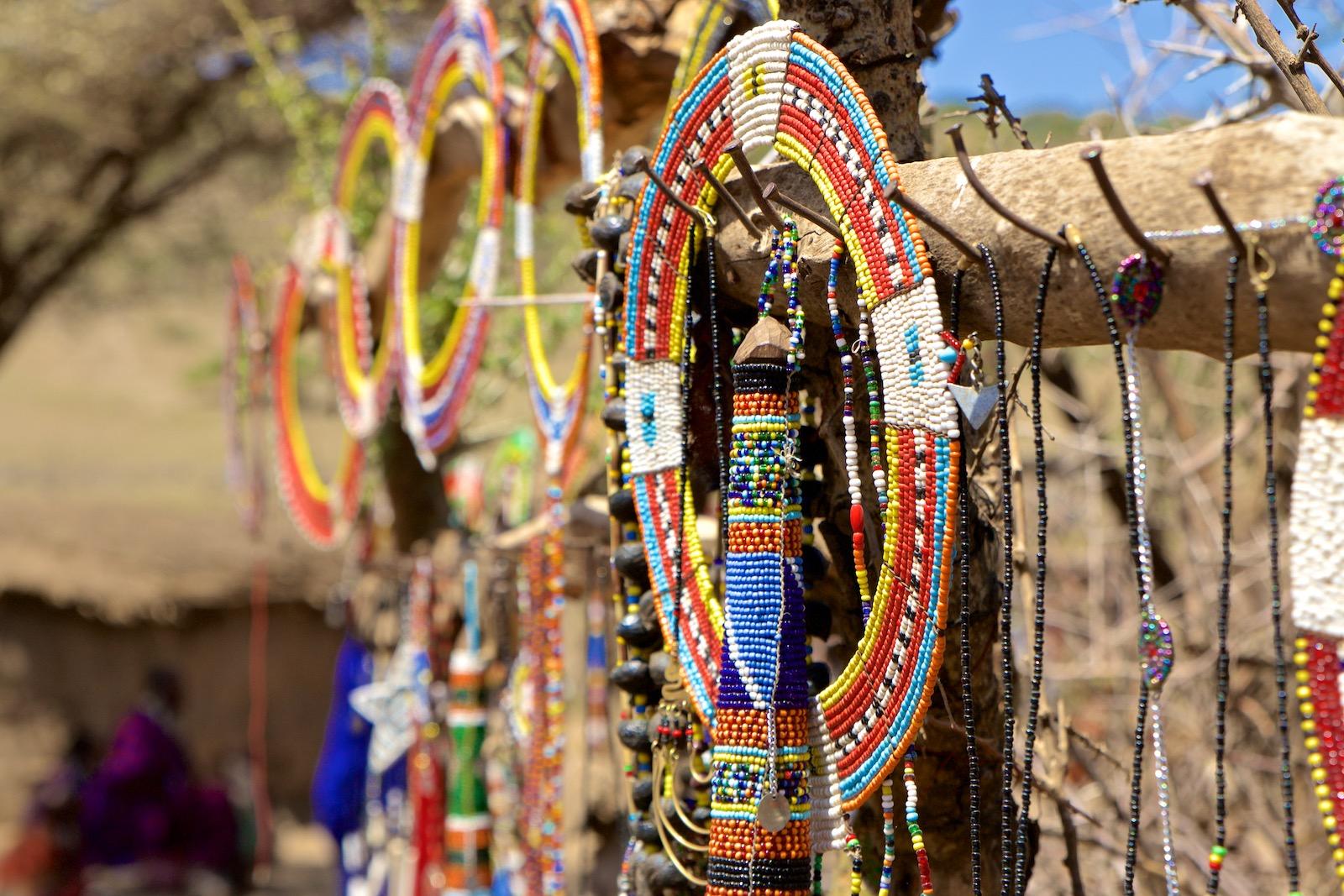 Masai smykker