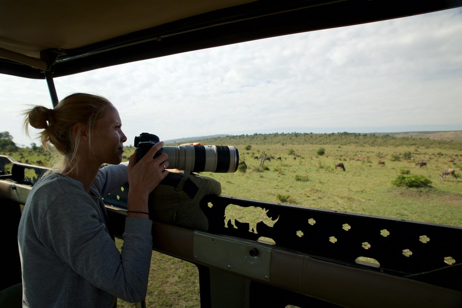 Rejseblog Safari Kenya