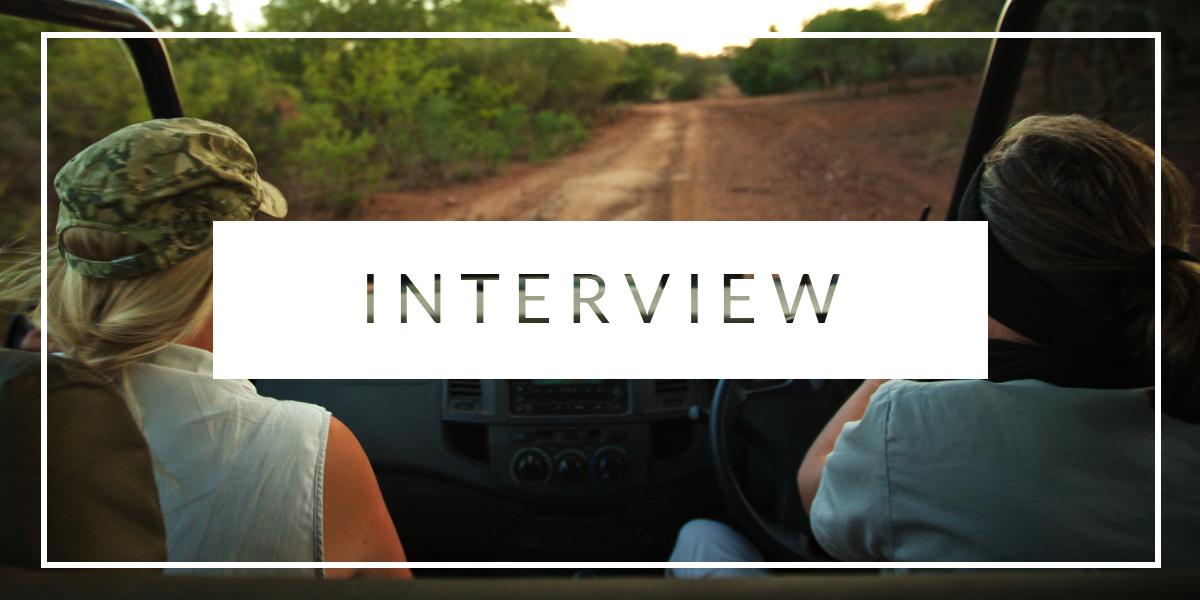 Interview rejseblog