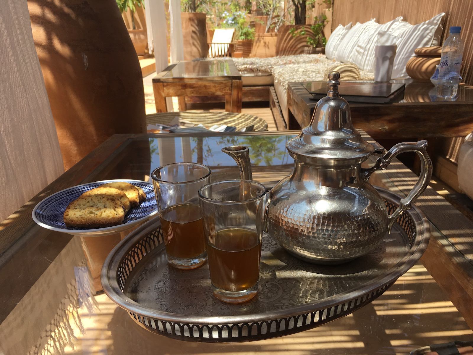 Myntete i Marrakech
